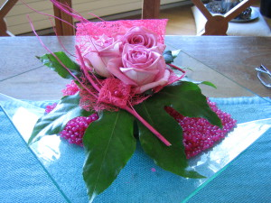 roses are ....pink